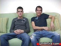 Cute and broke Alec & Hayden