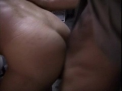 A gay police officer fucks some guy after getting his shaft sucked