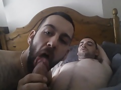 I always cum in his mouth