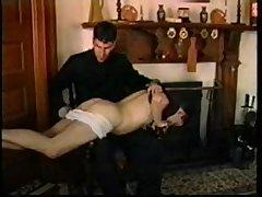 Priest Spanking