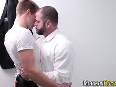 mormon elder pounds ass old and young