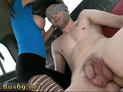 Gay straight sex hidden video Once we get him on the bus we give him the hottest surprise