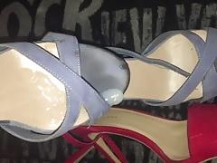 New Look - Baby Blue Heels VI