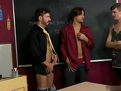 Students Apply Themselves To Their Teacher's Lessons