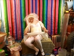 Cd Crossdress Bride