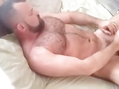Hot jerk off