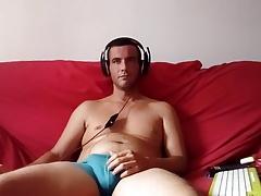 Masturbating 2