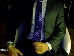 Suit & cum