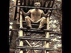 Nude Boy In A Wood
