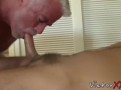 Victor Cody and Jake Marshall enjoying his sex action