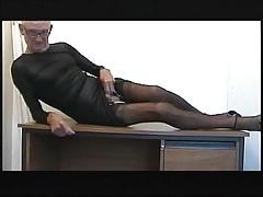 the office secretary.