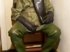 Polish rubber NBC suit part 2