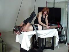 Punishment and Michelle's pleasure
