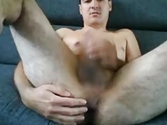french daddy straigh hole and cum so hot