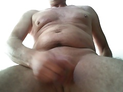 thick cum in hand