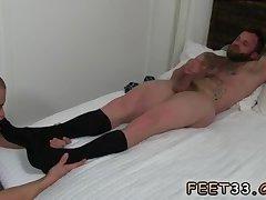 Derek Parker's Socks and Feet Worshiped