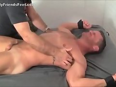 LANDON CONRAD TICKLED