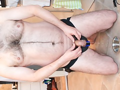 Pig punished for horniness Part one