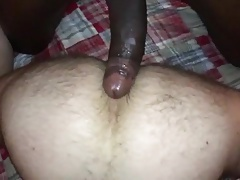 Another big black cock in my ass!
