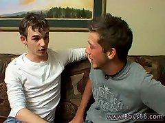 Christian & Kenny Soak In Piss