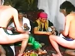 Boys Horny Foursome