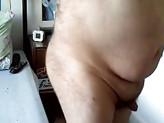 Not Me Vol.18 - chub displays his belly and nice lil uncut