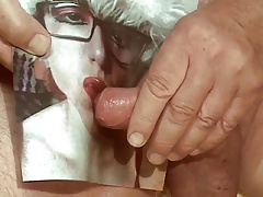 Tribute for AxelTrav - cum on face and mouth