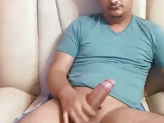 Amazing turkish dude with huge cock and great cum