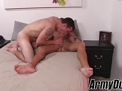 Princeton Price and Leo Wyatt enjoys hardcore fuck session