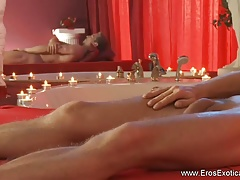 Hot Self Massage For Your Body