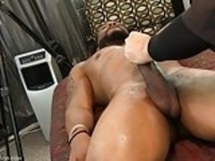 McKenzie's first time with direct prostate stimulation