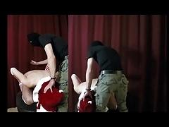 Skinny German Boy Tortured by Meister Uwe - Session 2