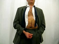 Suit daddy cumming