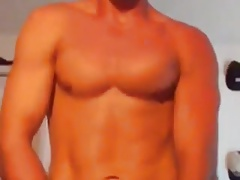Sexy straight jock