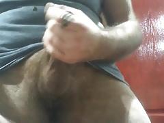 Orgasming