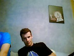 Friends playing on cam