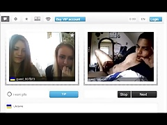 Guy shows dick to young girls on camchat