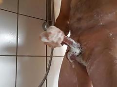 Geil in der Dusche.....
