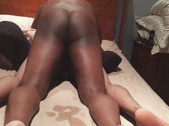 She Films Her BF Fucked By B.B.C #002