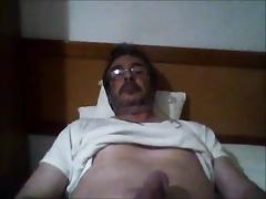 spanish daddy wanking