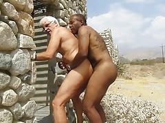 Fucking Daddy's White ass (GBMfksBJsV25)