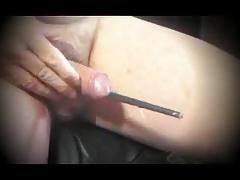 man gay trans sounding urethral dildo toy man cock