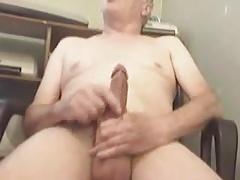 Older men masturbation