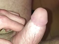Big french cock cum