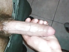 scally lad with monster cock