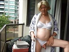 Naughty Gigi - Little white bras