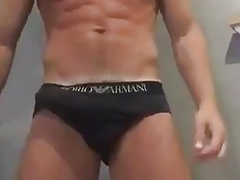 Biggest cock muscle show
