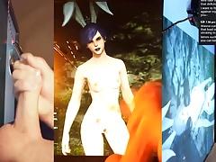 FF XIV Cum Tribute for Liz (Final Fantasy)