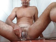 olibrius71 piss drink and anal enema