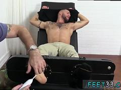 Gay foot movietures xxx Tino Comes Back For More Tickle